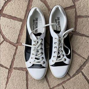 Dirk Bikkembergs sneakers.